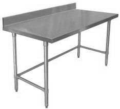 Apolo69 mobiliario de acero inoxidable - Mesa de trabajo acero inoxidable ...